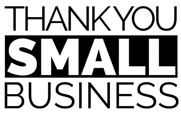 Thank you small business